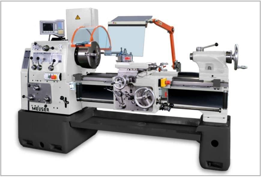 Elektrische - Sicherheitstechnische Nachrüstung von konventionellen Drehmaschinen